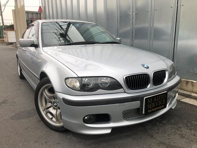 BMW 320i Mスポーツパッケージ DVDナビ HID 禁煙車