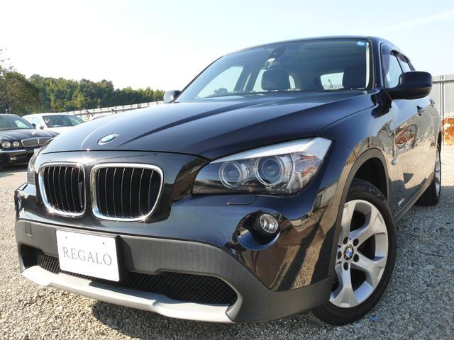 BMW sDrive18iハイライン サンルーフHIDナビ黒革ETC