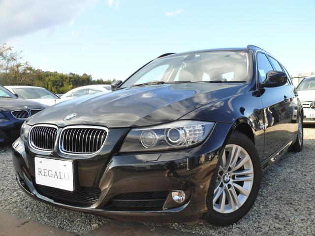 BMW 325iツーリングハイライン黒革ナビTV禁煙SヒーターETC
