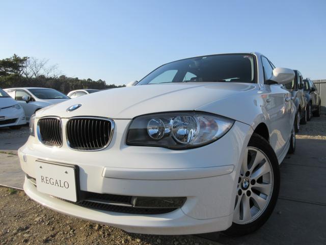 BMW 116i ポータブルナビTV禁煙ETC