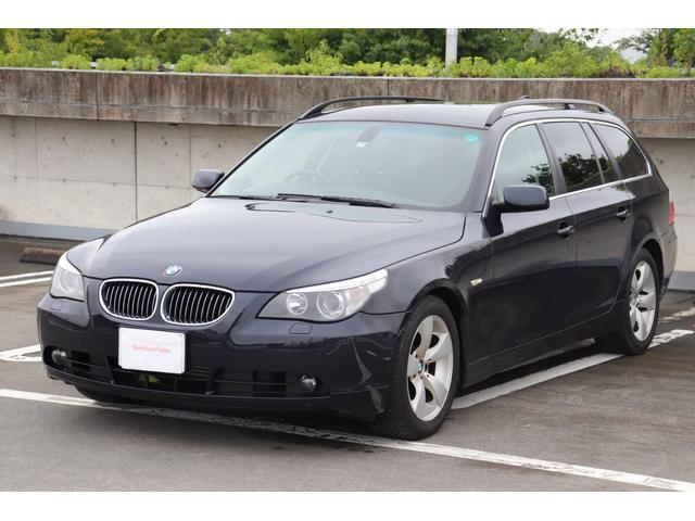 BMW 525iツーリングハイラインパッケージ 保証付き