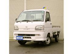 ハイゼットトラックスペシャル 4WD MT 白 ラジオ付き