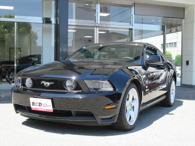 フォード V8 GT プレミアム 2012yモデル 正規ディーラー車