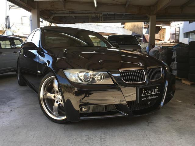 BMW 323i Mスポーツパッケージ サンルーフ付き ナビ&TV