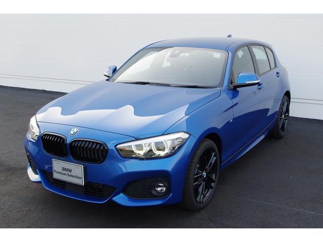 BMW 118d Mスポーツ エディションシャドー ACC 黒レザー