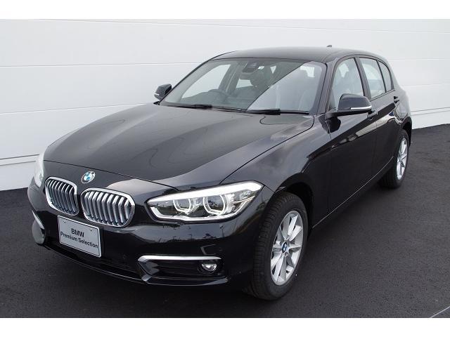 BMW 118d スタイル ACC パーキングサポート