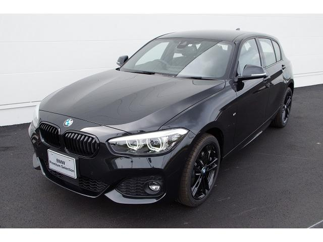 BMW 118i Mスポーツ エディションシャドー 黒レザーシート