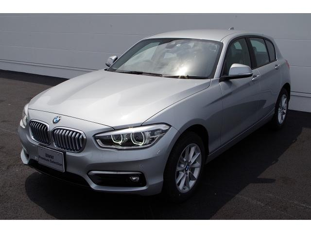 BMW 118d スタイル ACC パーキングサポートパッケージ
