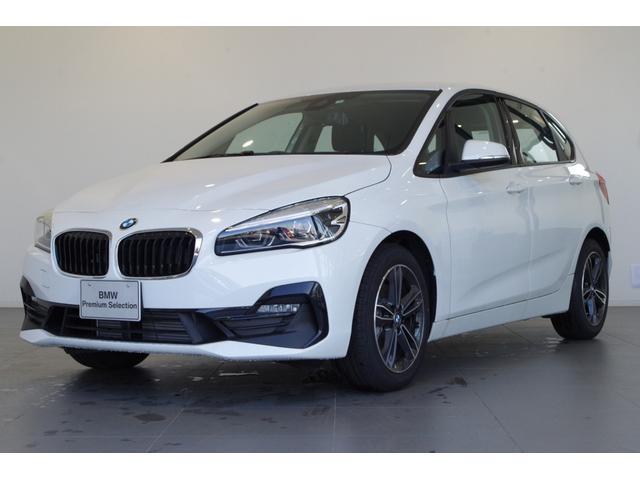 BMW 218dアクティブツアラー スポーツ 電動リアゲート