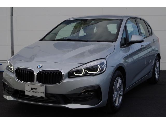 BMW 218dアクティブツアラー プラスパッケージ 純正HDDナビ