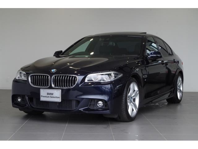 BMW 528i Mスポーツ 液晶メーター サンルーフ ACC