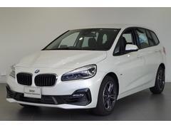 BMW218iグランツアラー スポーツ ACC