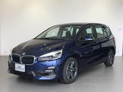 BMW218iグランツアラー スポーツ コンフォートPKG