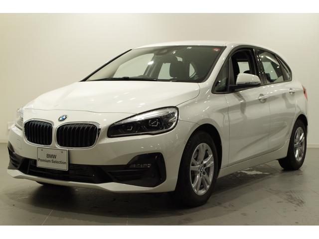 BMW 218dアクティブツアラー プラスPKG
