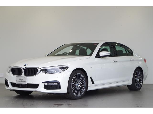 BMW 523i Mスポーツ ACC イノベーションPKG