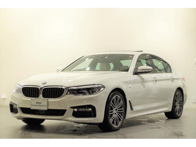 BMW 523i Mスポーツ サンルーフ イノベーションPKG