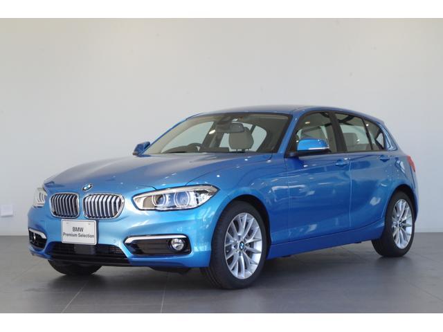 BMW 118i ファッショニスタ アップグレードPKG ACC