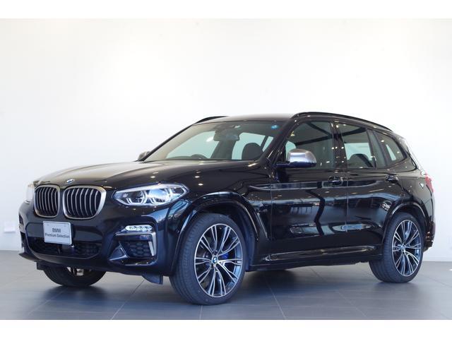 BMW M40d 茶革シート 専用21インチホイール ACC