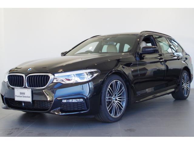BMW 523dツーリングMスポーツハイライン・イノベーションPKG