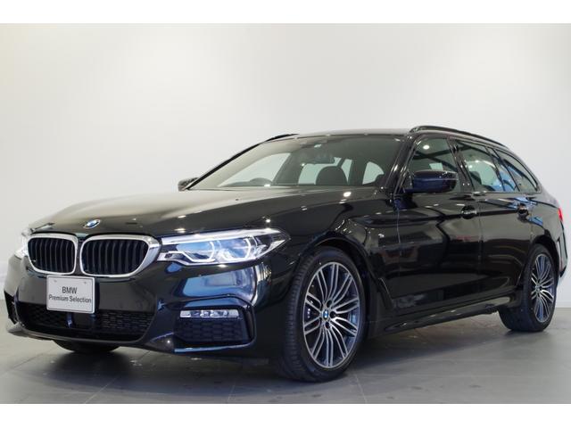 BMW 523dツーリング MスポーツサンルーフイノベーションPKG