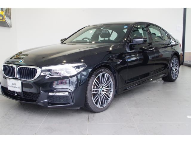 BMW 523dMスポーツイノベーションPKGスタッドレスタイヤ装着