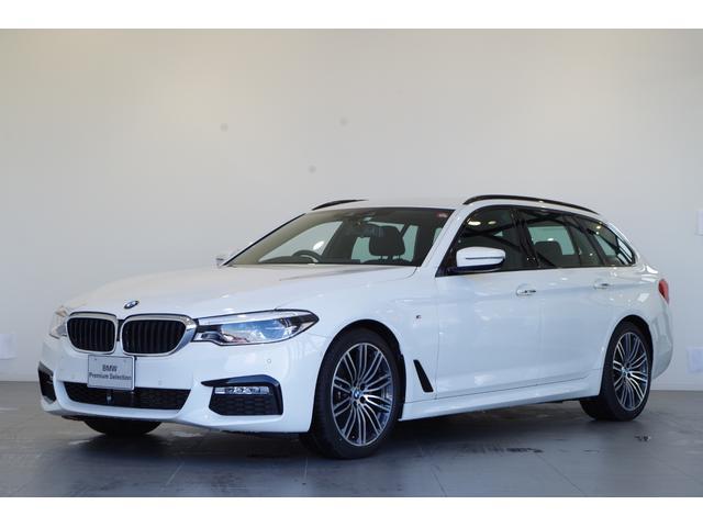 BMW 523dツーリング Mスポーツ イノベーションPKG ACC