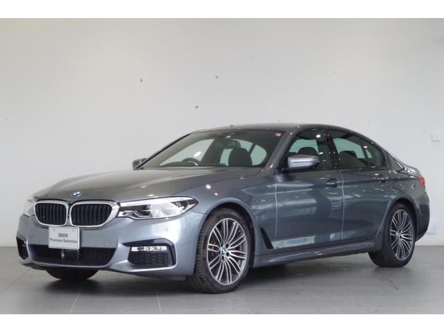 BMW 530i Mスポーツ イノベーションP 黒革シート ACC