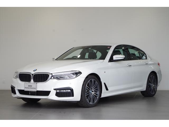BMW 5シリーズ 523i Mスポーツ ハイラインパッケージ イノベーションパッケージ ACC 全方位カメラ