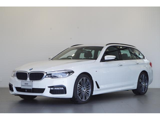 BMW 523dツーリング Mスポーツ イノベーションPKG
