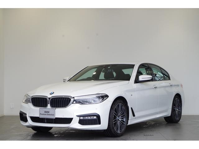 BMW 530i Mスポーツ イノベーションP 黒レザー ACC