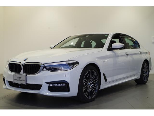 BMW 523i Mスポーツ イノベーションPKG ACC