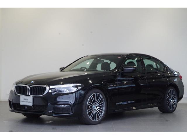 BMW 530i Mスポーツ BLレザーシート 純正19インチAW