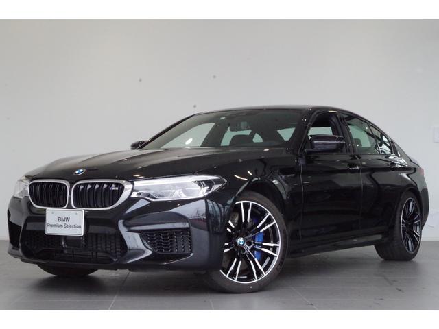 BMW M5 M5 左H 4WD 黒革シート ガラスサンルーフ 純正20インチアロイホイール アクティブクルーズコントロール パドルシフト