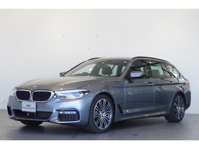 BMW 5シリーズ 523dツーリング イノベーションPKG ACC