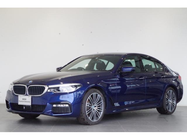 BMW 523i Mスポーツ イノベーションPKG 全方位カメラ