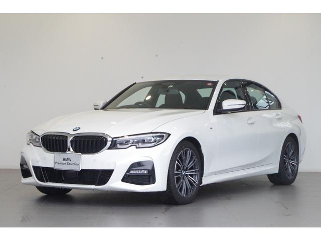 BMW 320i Mスポーツ コンフォートPKG パーキングアシスト 正規認定中古車 メーカー保証2年付 全国納車可能 アクティブクルーズコントロール レーンキープアシスト