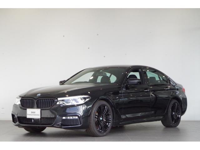BMW 5シリーズ 523d Mスポーツ ブラックアウト アクティブクルーズコントロール ハーマンカードン ブラックホイール