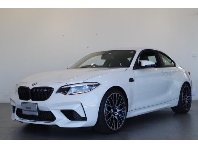 BMW M2 コンペティション harman/kardonスピーカー 19インチAW