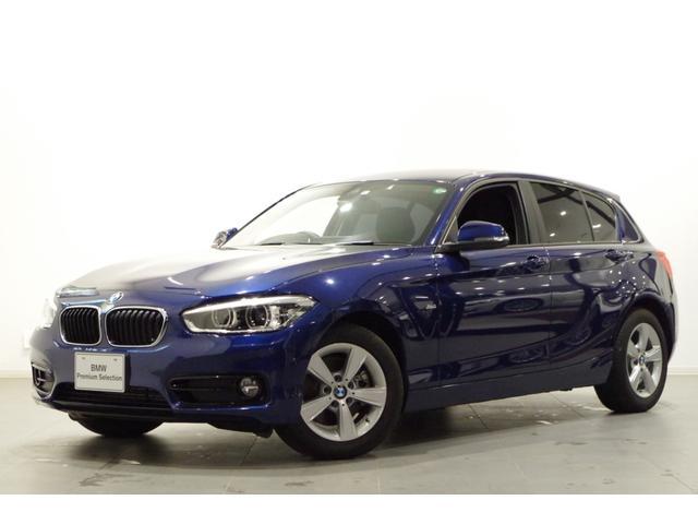 BMW 118d スポーツ コンフォートパッケージ パーキングサポートパッケージ LEDヘッドライト オートクルーズ
