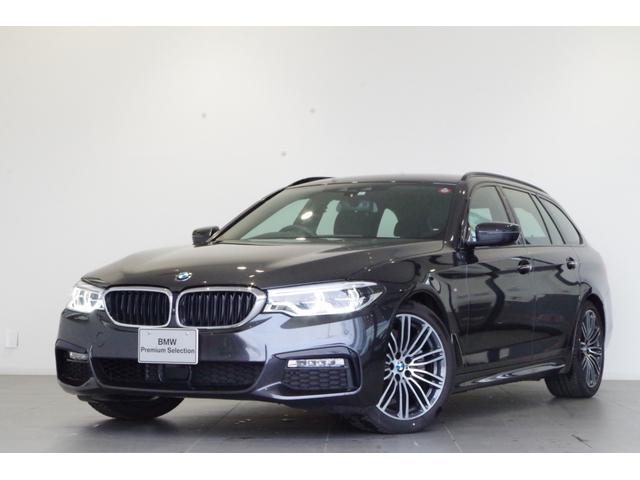 BMW 5シリーズ 523iツーリング Mスポーツ イノベーションパッケージ アクティブクルーズコントロール 全方位カメラ リアビューカメラ ヘッドアップディスプレイ
