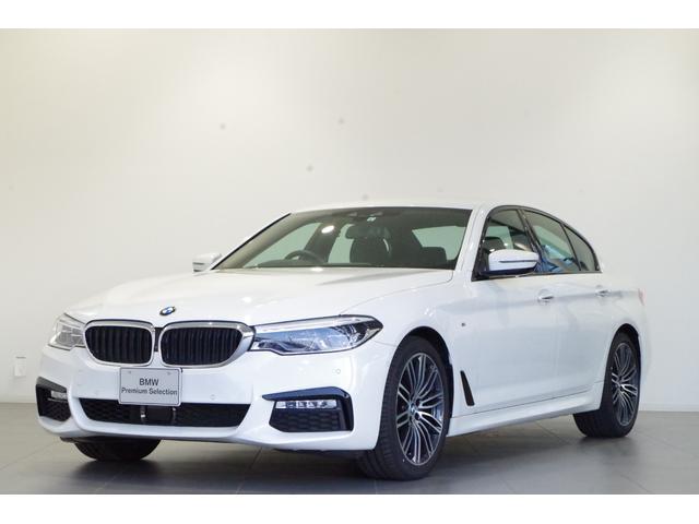 BMW 5シリーズ 523i Mスポーツ イノベーションパッケージ ドライビングアシストプラス アクティブクルーズコントロール ヘッドアップディスプレイ ディスプレイキー ジェスチャーコントロール パーキングシストプラス 正規認定中古車