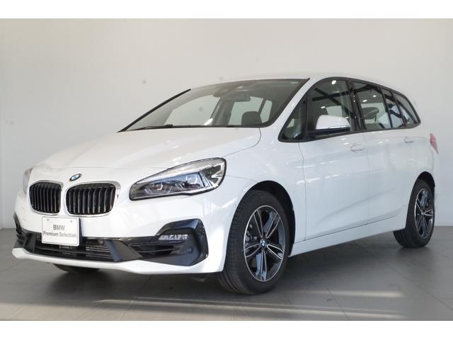 BMW 218iグランツアラー スポーツ コンフォートPKG 電動リアゲート F席シートヒーター  パーキングサポートPKG