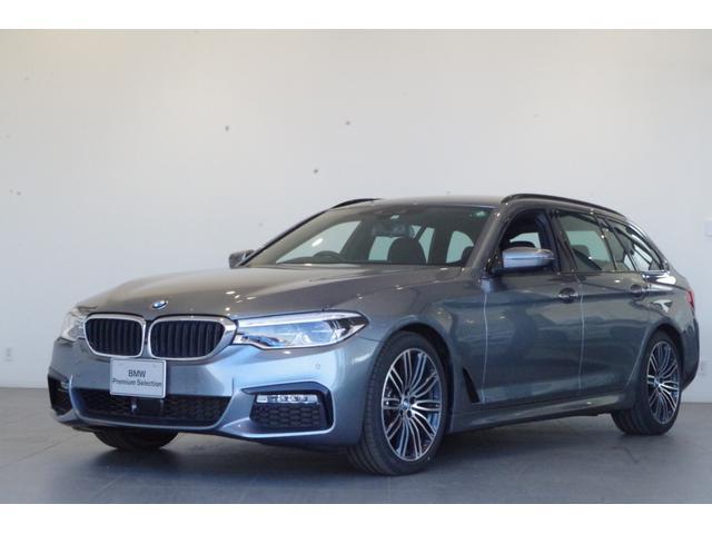 BMW 5シリーズ 523iツーリング Mスポーツ ACC TVチューナー 全方位カメラ ETC ドライビングアシストプラス パーキングアシストプラス アルカンターラ席 ヘッドアップディスプレイ