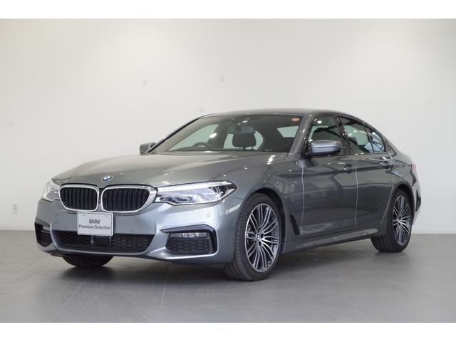 BMW 5シリーズ 523d Mスポーツ 認定中古車 アクティブクルーズコントロール 地デジ 電動フロントシート