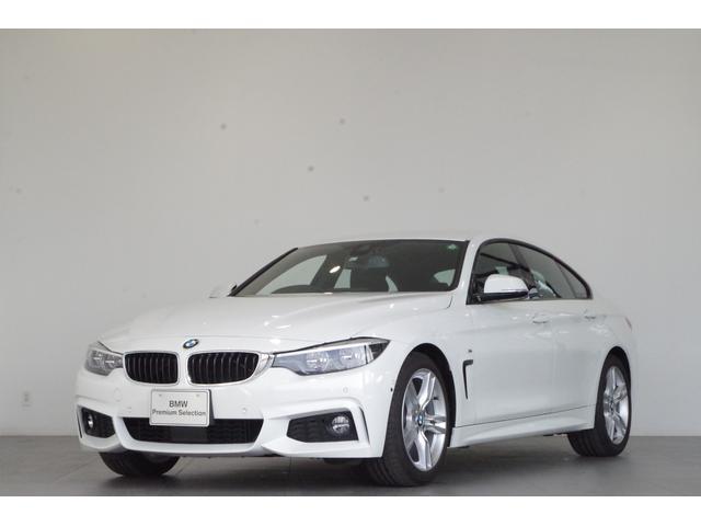 4シリーズグランクーペ(BMW)420iグランクーペ Mスポーツ ACC 電動テールゲート 電動フロントシート バックカメラ PDC 地デジTV シートヒーター ランフラットタイヤ コンフォートアクセス パドルシフト 中古車画像