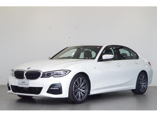 BMW 3シリーズ 320i Mスポーツ ACC コンフォートP パーキングアシスト ドライビングアシストプロフェッショナル アンビエントライト 18インチAW ハーフレザー席 シートヒータ