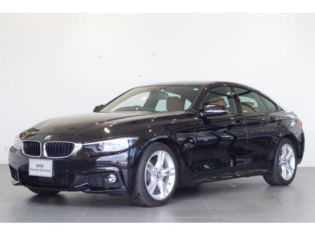 4シリーズグランクーペ(BMW)420iグランクーペ Mスポーツ コニャックレザーシート アクティブクルーズコントロール フロント電動シート 地デジTV リアビューカメラ PDC シートヒーター 電動テールゲート パドルシフト 中古車画像