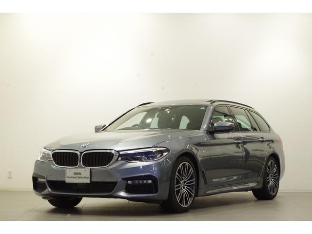 BMW 523dツーリング Mスポーツ セレクトパッケージ ハイラインパッケージ ヘッドアップディスプレイ アクティブクルーズコントロール 電動サンルーフ 電動シート シートヒーター シートエアコン ブラックレザーシート 電動テールゲート