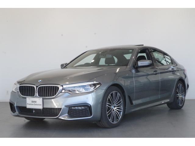 BMW 523d Mスポーツ セレクトP イノベーションP ハイラインP サンルーフ 黒革シート 19インチAW ヘッドアップディスプレイ ACC 全方位カメラ TVチューナー