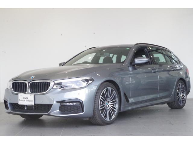 BMW 523iツーリング Mスポーツ セレクトPKG SR ACC 全方位カメラ ドライビングアシストプラス パーキングアシストプラス ヘッドアップディスプレイ 4ゾーンエアコン